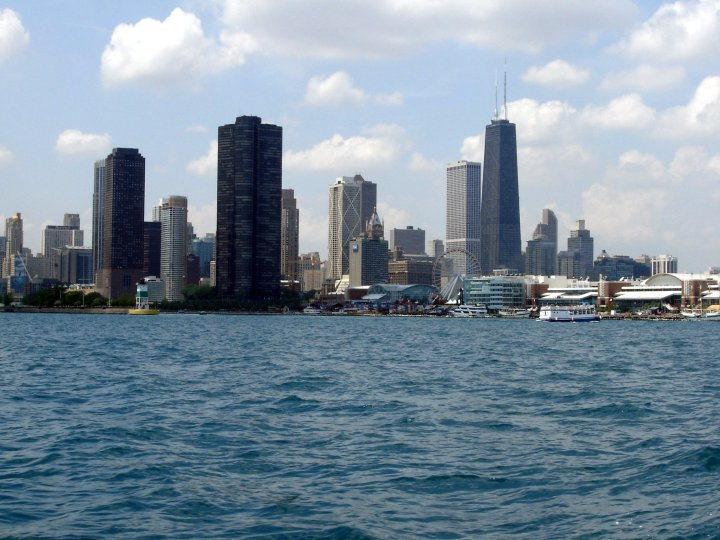 Chicago, USA: Part II – Heights and Hearts