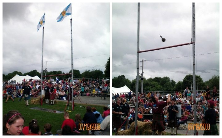 4 - Highland Games