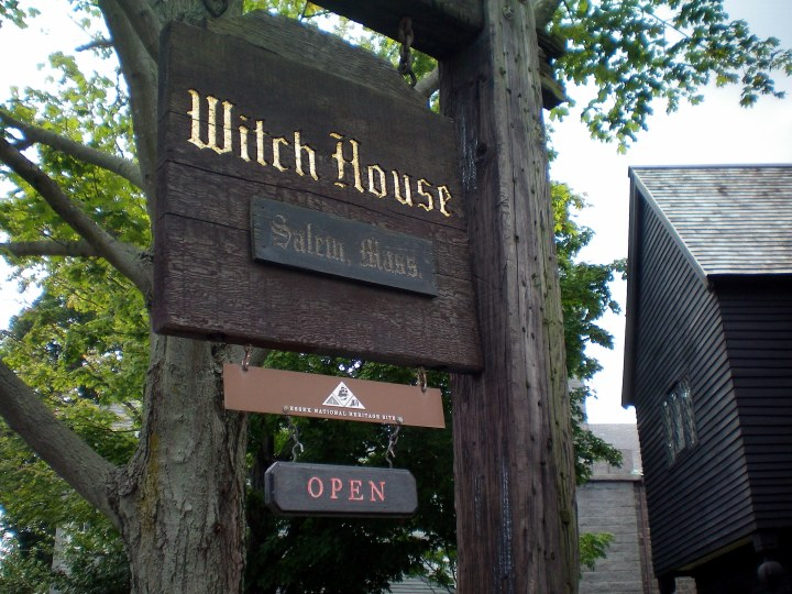Salem, 2011 – Witches and Dark History