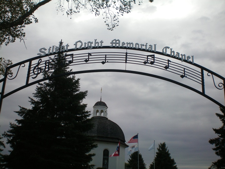 Frankenmuth, 2011: Part III – Awe for Silent NightChapel