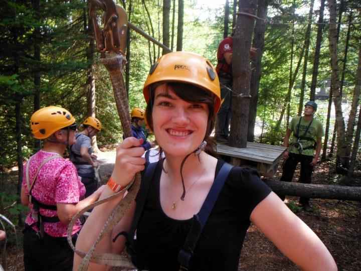 Treetop Adventures, 2012 – Look Out,Tarzan