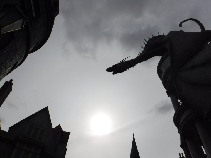 Diagon Alley: A Magical Experience – Day One