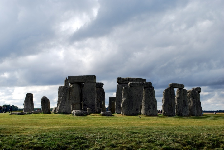 England, 2016 – Face to Face with a Mystery of History: Stonehenge