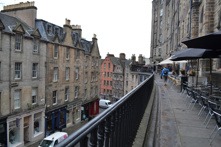 Edinburgh, 2016 – Day One: Discovering Multiple Histories