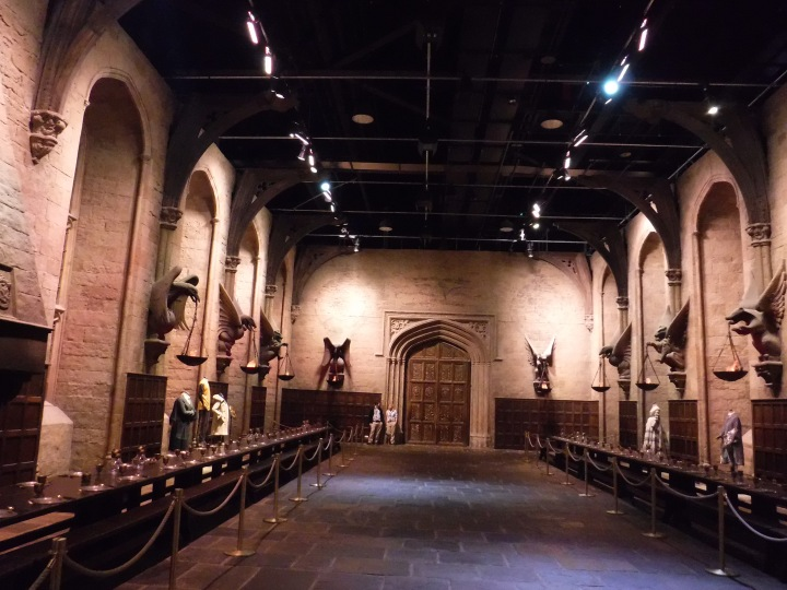 The Magic Behind Harry Potter: The Warner Brothers Studio Tour