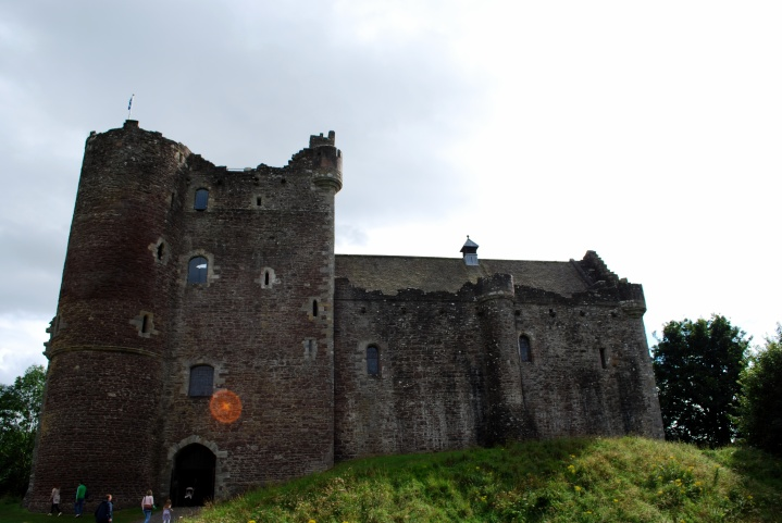 Doune Castle, 2016 – A Bare Bones Beauty