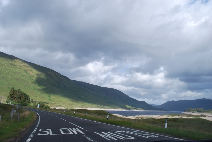 Driving Around Scotland: A Video Recap