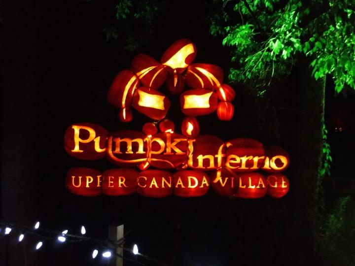 Pumpkinferno, 2016 – A Display ofBrilliance