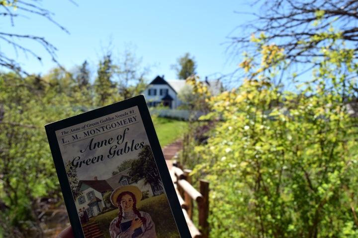 Finding Anne in Prince EdwardIsland