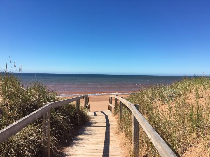 PEI Western Coast Drive – BeachyKeen